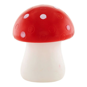 Mini Toadstool LED Lamp
