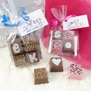 Personalised Wedding Chocolate Favours
