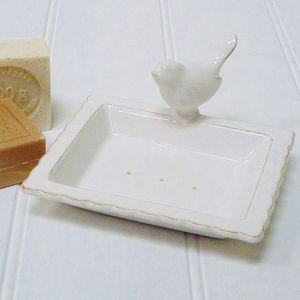 Little Bird Soap Dish - summer sale