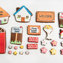 Personalised New Home Biscuit Tin