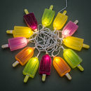Lollipop LED Light Chain
