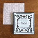 Mackintosh wedding invitation in Pink