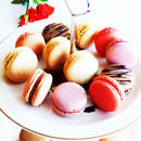 Box Of Six Assorted French Macarons