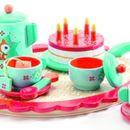 Djeco Children's Retro Fox Tea Set