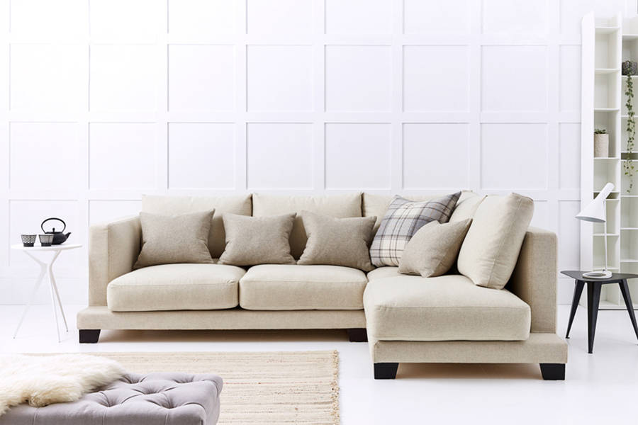 Grace Chaise Corner Sofa