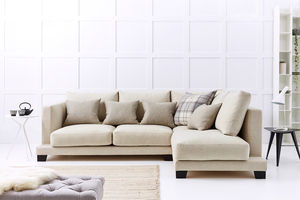 Grace Chaise Corner Sofa - living room