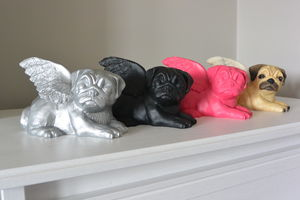 Pugs Might Fly Money Box - storage & organisers