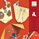 Djeco Diy Children's Animal Origami