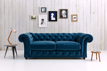 Churchill Chesterfield Sofa Bed