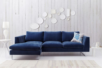 Jasper Modern Corner Sofa
