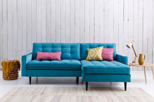 Harper Chaise Corner Sofa - furniture