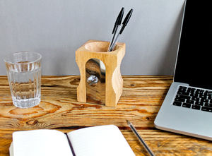 Pencil Sharpener Desk Tidy - stocking fillers under £15