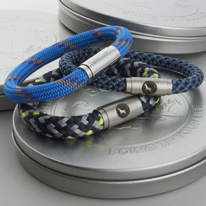 Personalised Chunky Boing Bands - men's jewellery