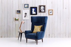 Oscar Wing Back Chair - office & study