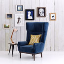Oscar Wing Back Armchair