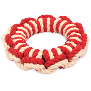 New England Life Ring Dog Toy
