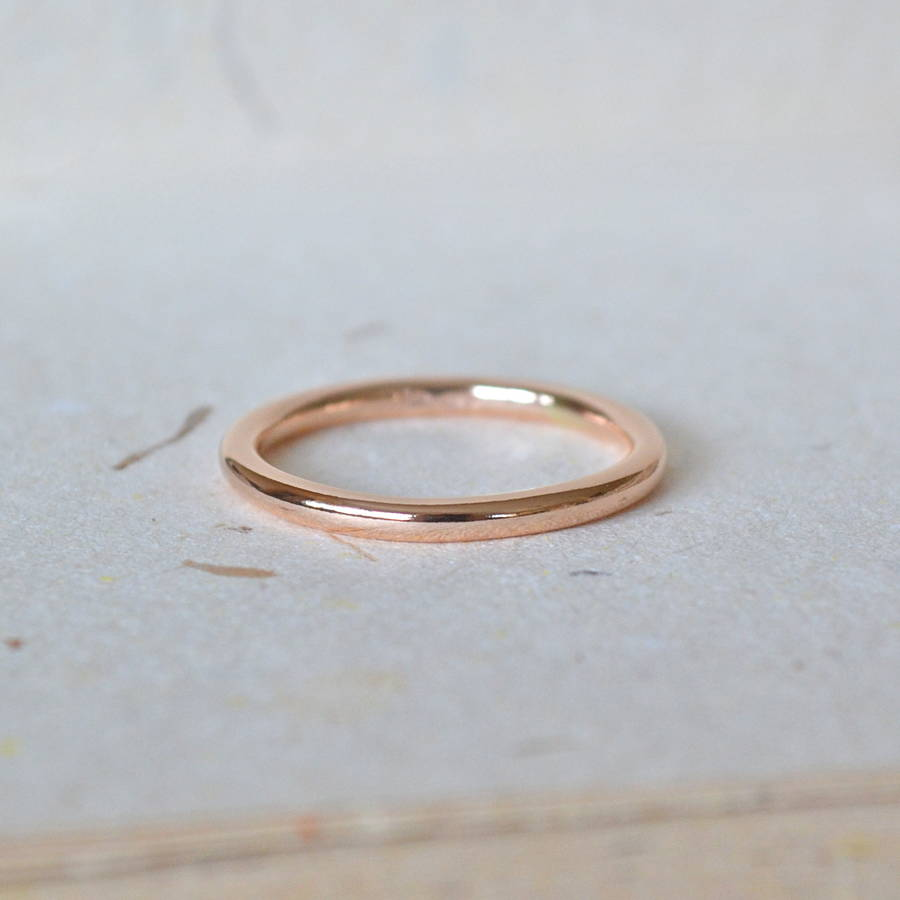 cushion ring rose in gold brilliant engagement bands halo products round shaped