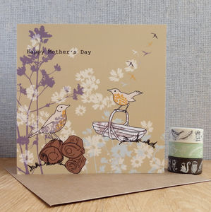 Mother's Day Card - cards sent direct