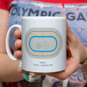 Personalised Sports Courts Mug - mugs