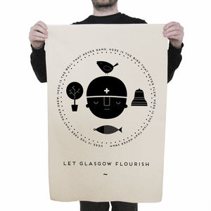 St Mungo Tea Towel - view all sale items
