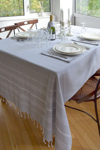 Classic Cotton Tablecloth