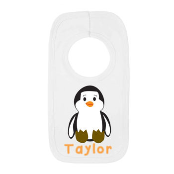 penguin pull bib name
