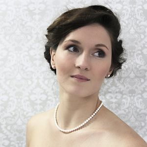Alexia Ivory Pearl And Sterling Silver Necklace - wedding fashion