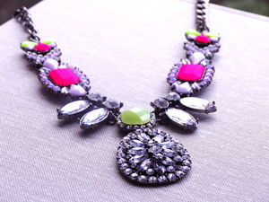 Flower Power Necklace - necklaces & pendants