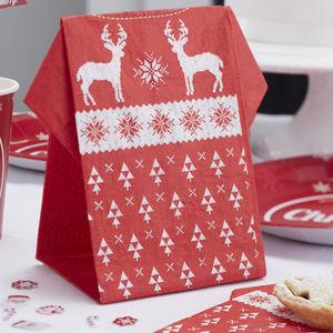 Christmas Jumper Napkins Nordic Design