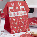 Christmas Jumper Napkins Nordic Design