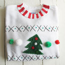 Adults Make Your Own Christmas Jumper Craft Kit