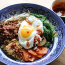 Our Korean Bibimbap