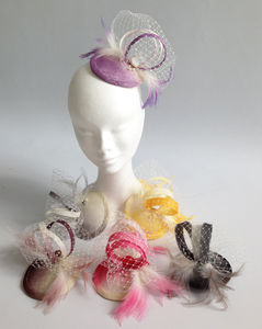Hen Party Dip Dye Fascinator Making Kits - hen party styling and gifts