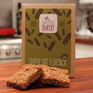 Gluten Free Super Oat Flapjack Mix With Quinoa