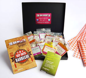 Deep South Barbecue Spice Box - boxes & hampers