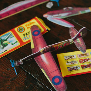 Make Your Own Flying Glider
