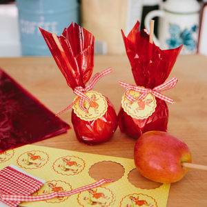 Make Your Own Toffee Apple Kit