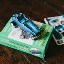 Make Your Own Wind Up Car Blue