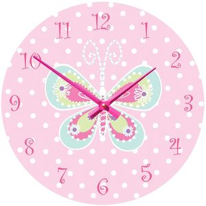 Butterfly Clock - office & study