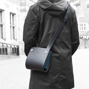 'Evae' Small Concertina Bag - best bags autumn winter