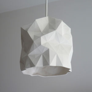 Hexakis Pendant Light