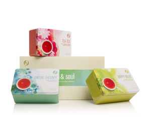 Wellness Tea Gift Set = Body And Soul - food & drink gifts