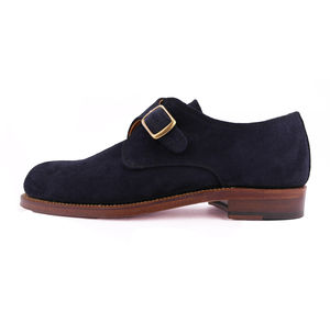 Women's Maddox Suede Monk Shoes