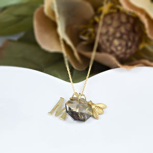 Bee And Bead Made With Swarovski Stone - necklaces & pendants