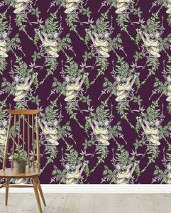 Bushbaby Wallpaper - home decorating