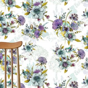 Amelia Wallpaper - home accessories
