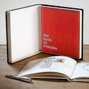 deluxe book