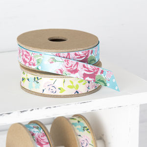 Floral Ribbon - cards & wrap
