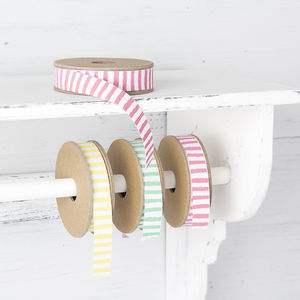 Candy Stripe Ribbon - finishing touches