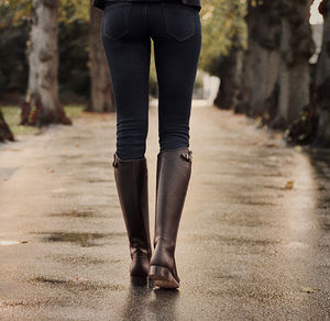 Ducie Riding Boots - shoes